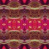 Färgrik bakgrundstapet Royaltyfri Fotografi