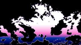 Färgrik bild Arkivfoto