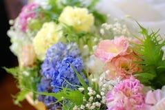 färgrik blomma för bukett Royaltyfri Foto