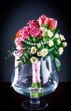 färgrik blomma för bukett royaltyfri fotografi