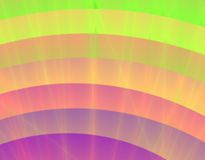 färgrik blur vektor illustrationer