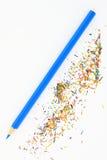färgrik blyertspenna Royaltyfria Bilder