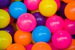 färgrik boll Royaltyfria Bilder