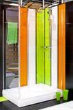 färgrik dusch Arkivbilder