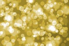 Färgrik festlig julbakgrund med bokeh Royaltyfri Foto