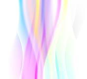 Färgrik formad tapetabstrakt begreppbakgrund royaltyfri illustrationer