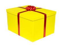 färgrik gåva för ask royaltyfri fotografi