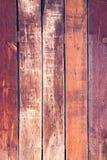 Färgrik gammal Wood bakgrund - rosa färg Arkivfoton