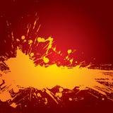 färgrik grungevektor för baner Arkivfoton