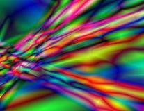 Färgrik illusion vektor illustrationer