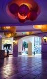 färgrik interior Fotografering för Bildbyråer