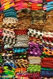 Färgrik kläder Royaltyfria Foton