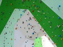 Färgrik klättringväggdetalj Royaltyfri Bild
