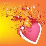 färgrik konstnärlig bakgrund Royaltyfri Foto