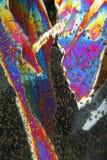 färgrik kristallis Royaltyfri Bild