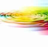 färgrik krusning för bakgrund stock illustrationer
