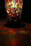 färgrik lampa Royaltyfria Foton