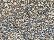 Färgrik liten sten Royaltyfri Fotografi