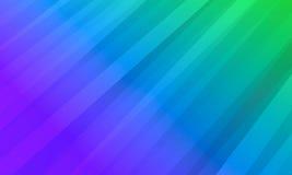 färgrik lutning för abstrakt bakgrund Den enkla idérika designen för dig projekterar Royaltyfria Bilder