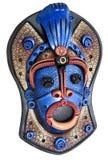 färgrik maskering arkivfoto