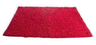 Färgrik matta eller dörrmatta för cleaningfot Royaltyfri Fotografi