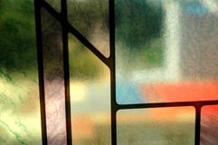 färgrik modell 2 Royaltyfri Bild