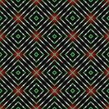 Färgrik modellabstrakt begreppbakgrund royaltyfri illustrationer