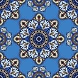 Färgrik modelltegelplatta för vektor Royaltyfria Bilder