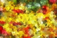 färgrik mosaik för bakgrund Royaltyfri Foto