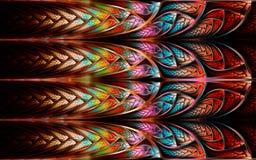 färgrik mosaik för bakgrund Arkivfoton