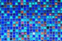 färgrik mosaik för bakgrund arkivbilder