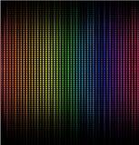 Färgrik mosaikbakgrund Arkivfoto