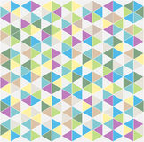 Färgrik mosaikbakgrund Arkivbilder