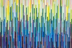 Färgrik mosaikväggtextur och bakgrund Fotografering för Bildbyråer