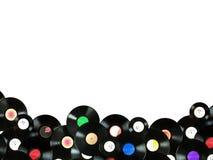 färgrik musik för abstrakt bakgrund Royaltyfria Bilder