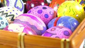 Färgrik påsk Paschal Eggs Celebration