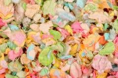Färgrik pappers- älsklings- kullbakgrund Royaltyfri Bild