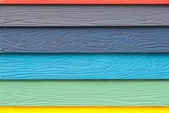 Färgrik pappers- bakgrund för abstrakt regnbåge Fotografering för Bildbyråer