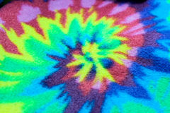 färgrik pläd Arkivfoton