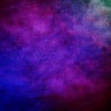 Färgrik rastervattenfärgbakgrund Arkivfoto