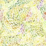 Färgrik sidamodell Arkivfoton