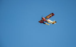 Färgrik sjöflygplan Royaltyfria Foton