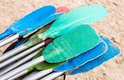 Färgrik skovel Royaltyfria Bilder