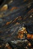Färgrik stenbakgrund för selektiv fokus Arkivfoto