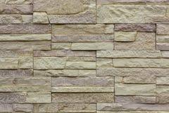 färgrik stenvägg för bakgrund Fotografering för Bildbyråer
