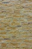 färgrik stenvägg för bakgrund Arkivbilder