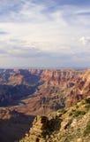 färgrik storslagen liggande för kanjon Royaltyfri Fotografi