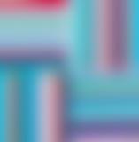 Färgrik suddig bakgrund för regnbåge abstrakt band Royaltyfri Bild