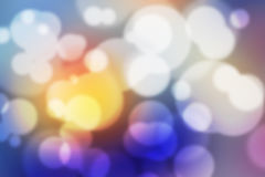 Färgrik suddig tapet för färgrik Bokeh bakgrund royaltyfri foto