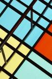 Färgrik textur Arkivfoto